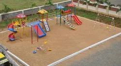 4 Pillar Multi Play Systems
