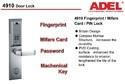Fingerprint Digital Door Lock Adel-4910