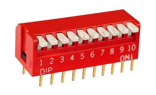 OEN DIP Switches, 28VDC, Rs 20 /approx Parag Trading Corporation   ID:  18163963933