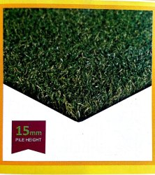 Max Multisports Artificial Grass for Cricket Pitch, Golf Lawn