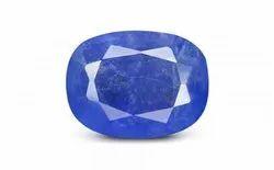 Oval Astrology Ceylon Blue Sapphire