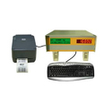 Barcode Printing Weighbridge Indicator