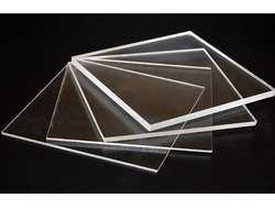 Transparent Acrylic Sheets, Thickness: 2 - 12 mm
