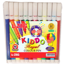 Lezing Kiddo Royal Sketch Pens
