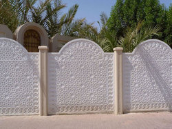 GRC Wall