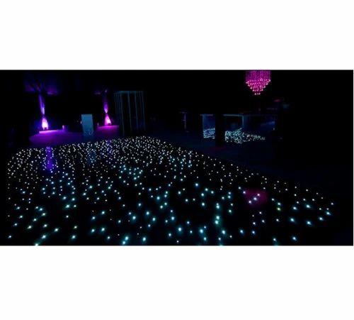 led dance floor lights at rs 8800 square feet dance floor light