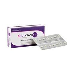 Jakavi 5 Mg Tablets