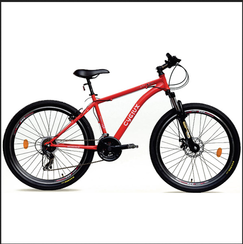 Red Cyclux A1 Bicycle