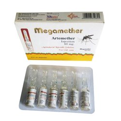 Megamether 80 Mg Artemether Injection