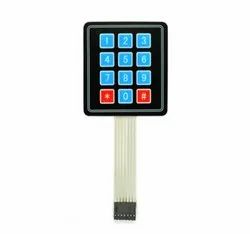 Membrane Key Switch
