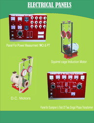 ITI Electrician Tools motors