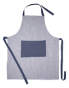 Blue Checks Apron