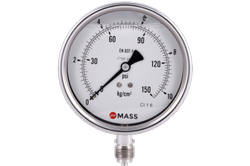 Mass Pressure Gauge Sensor