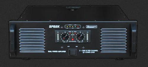 Stranger Amplifier 5000 Watt