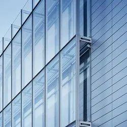 Glass Facade Curtain Wall