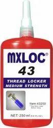 Mxloc 43 Thread Locker Medium Strength