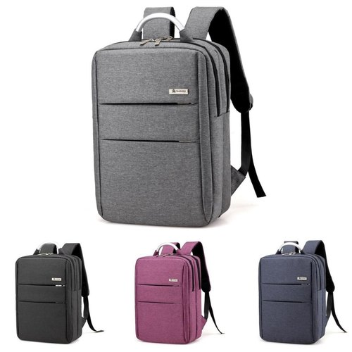Korbel Plain Modern Convertible Backpack 5b3e64b92d06e