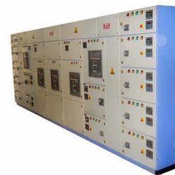 Semi-Automatic Sheet Metal MCC Control Panel
