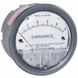 Capsuhelic Differential Pressure Gauges