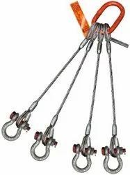 Three Leg / Four Leg Wire Rope Slings
