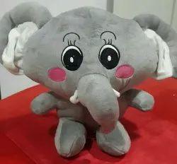 Nylex Soft Toys Big head elephant