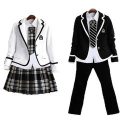 Unisex Yes Boys And Girls School Uniforms