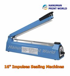 16 Impulses Sealing Machines