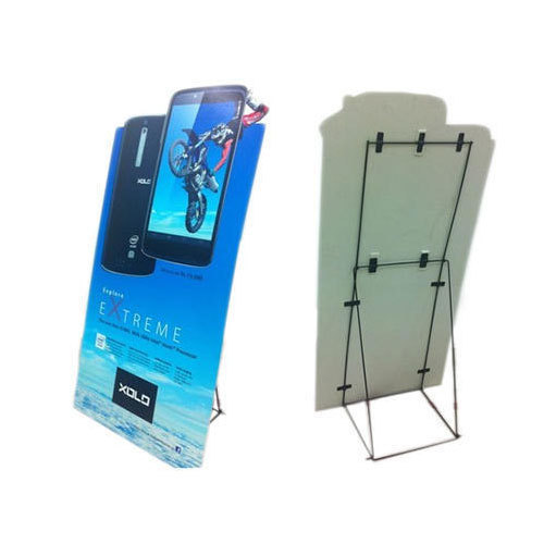 Cut Out Display Promotional Stand