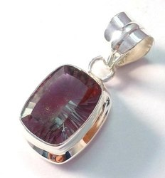 Alexandrite 925 Sterling Silver India Pendant