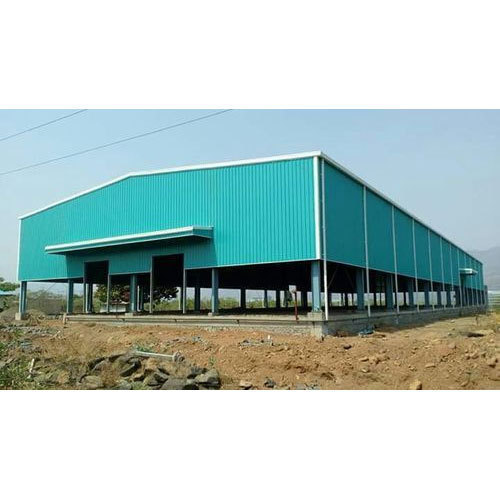 Commercial Shed