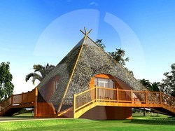 Bamboo House Manufacturer In India