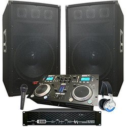 Ahuja DJ System, for Big Event, Mixer