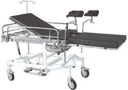 标准钢白色液压出料床,尺寸:72x30x36