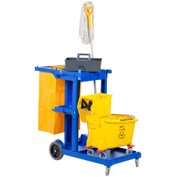 Janitor Housekeeping Trolley