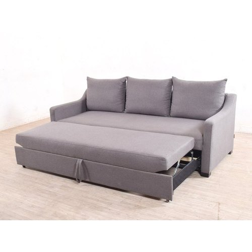 Wood 4 5 Inch Simple Sofa Bed