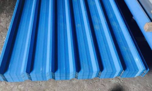 JSW Color Coated Roofing Sheet, 0.30 - 0.80mm