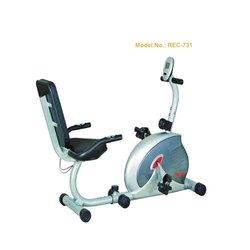 REC 731 Magnetic Recumbent Bike