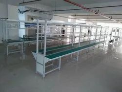 Shoe Assembly Line Conveyors