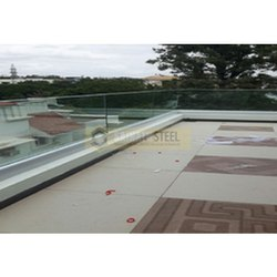 Clover Aluminum Glass Railings