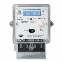 Single Phase IR Meters
