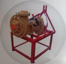 Cast Iron Tractors Driven Water Pump Set