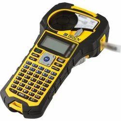 BRADY Handheld Label Machine, Capacity: 20mm/sec