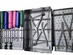 Surgical Maxillofacial Instrument Set