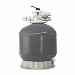 Swimming Pool Top Mount Sand Filter With MPV