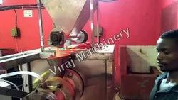 Corn Rice Grit Pola Bamboo Extruder Machine, For Commercial, 30 Hp