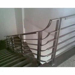 Stainless Steel Railings in Gurgaon, स्टेनलेस स्टील रेलिंग ...