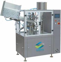 Automatic Rotary Tube Filling Sealing Machine