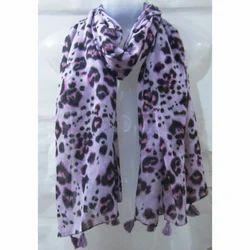 Ladies Chiffon Printed Scarves