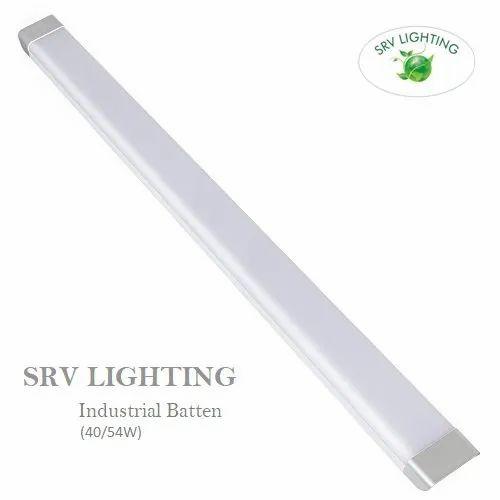 54w Flat Led Tube Light