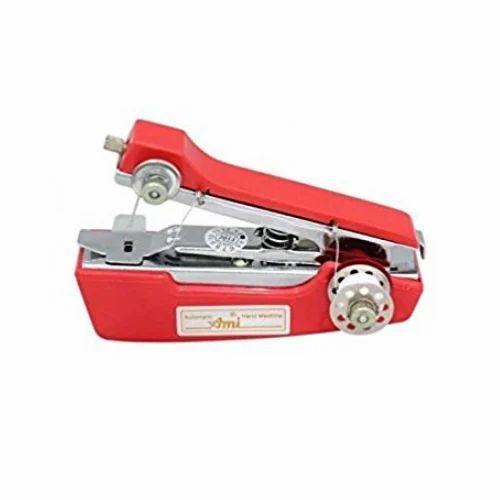 Mini Hand Sewing Machine Rs 40 Unit Bharat Light Machines ID Beauteous Hand Sewing Machine